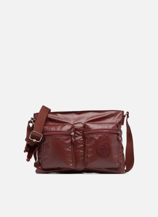 Handtassen kipling Coralie Bordeaux detail