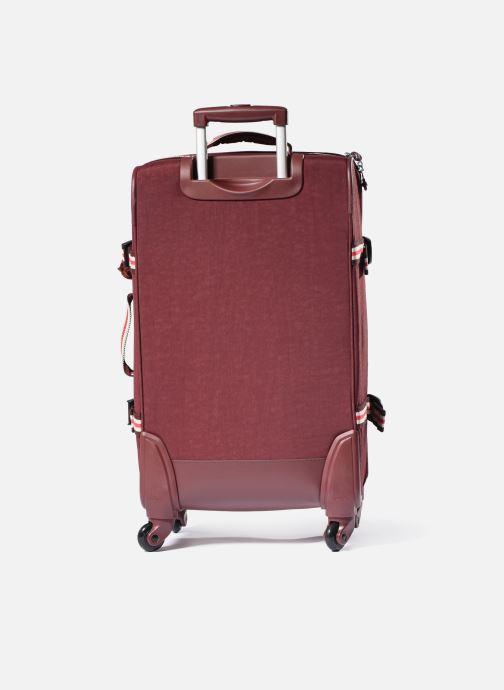 Reisegepäck Kipling Cyrah M rot ansicht von vorne