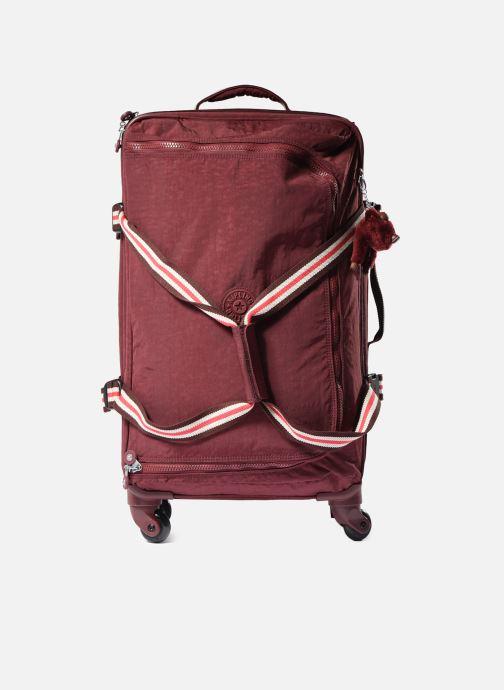 Reisegepäck Kipling Cyrah M rot detaillierte ansicht/modell