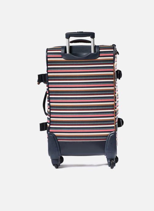 Reisegepäck kipling Cyrah M mehrfarbig ansicht von vorne
