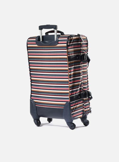 Reisegepäck kipling Cyrah M mehrfarbig ansicht von rechts