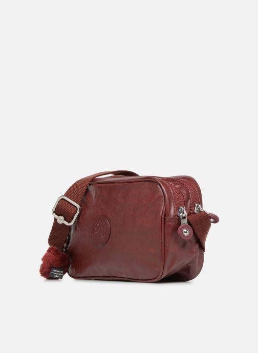 Handtaschen kipling Dee weinrot schuhe getragen