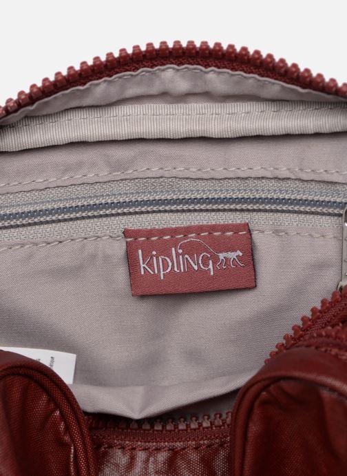 Handtassen kipling Dee Bordeaux achterkant