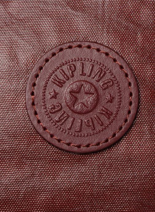 Handtassen kipling Dee Bordeaux links