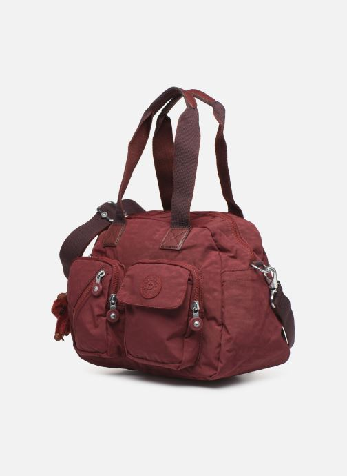 Handtassen kipling Defea Up Bordeaux model
