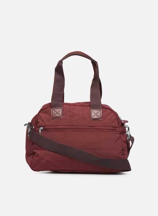 Bolsos de mano Kipling Defea Up Vino vista de frente