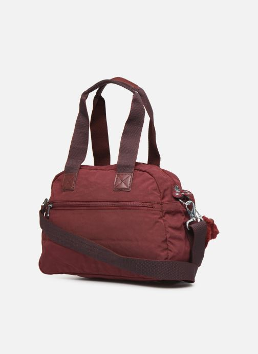 Bolsos de mano Kipling Defea Up Vino vista lateral derecha