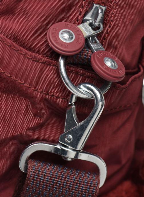 Handtassen kipling Defea Up Bordeaux links
