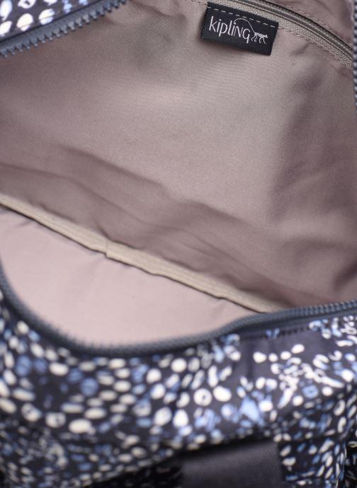 Handtaschen kipling Defea Up blau ansicht von hinten