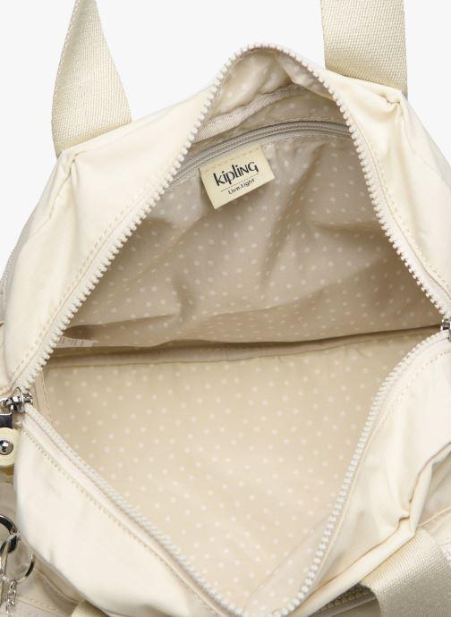 Handtassen kipling Defea Up Wit achterkant