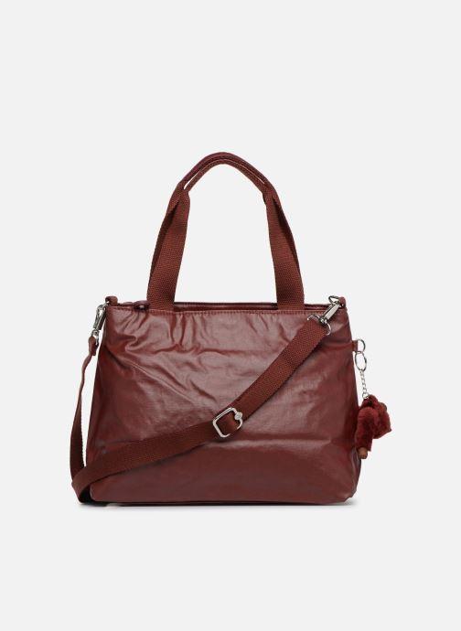 Handtaschen kipling Enora weinrot ansicht von vorne