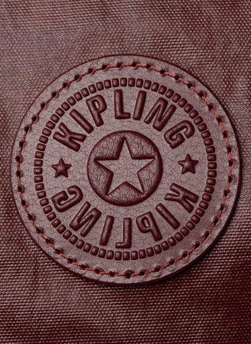 Bolsos de mano Kipling Enora Vino vista lateral izquierda