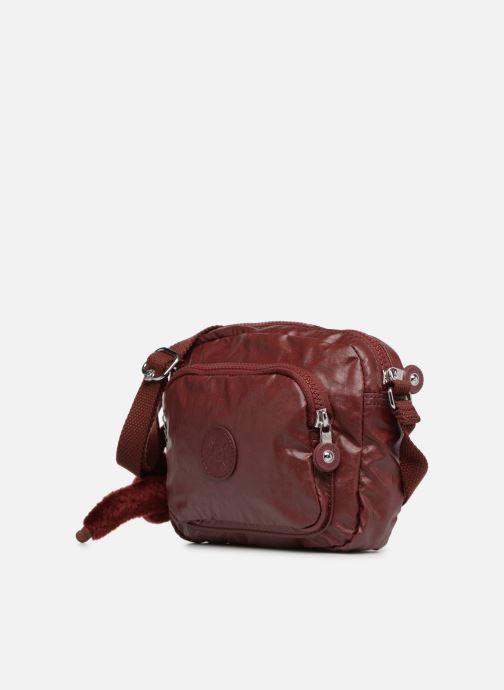 Handtaschen kipling Hubei weinrot schuhe getragen