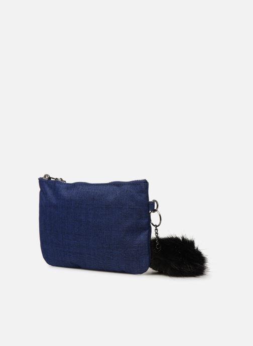 Portemonnaies & Clutches kipling Ness blau ansicht von rechts