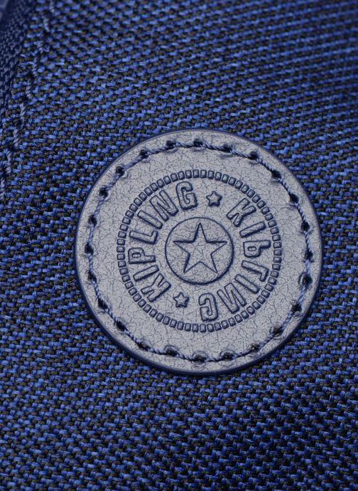 Portemonnaies & Clutches kipling Ness blau ansicht von links