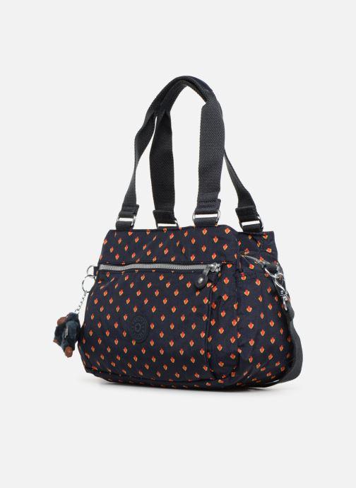 Handtaschen kipling Orelie blau schuhe getragen