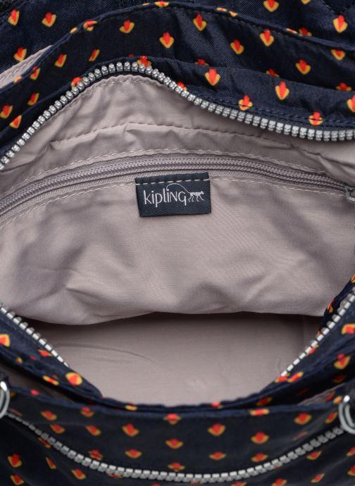 Handtassen kipling Orelie Blauw achterkant