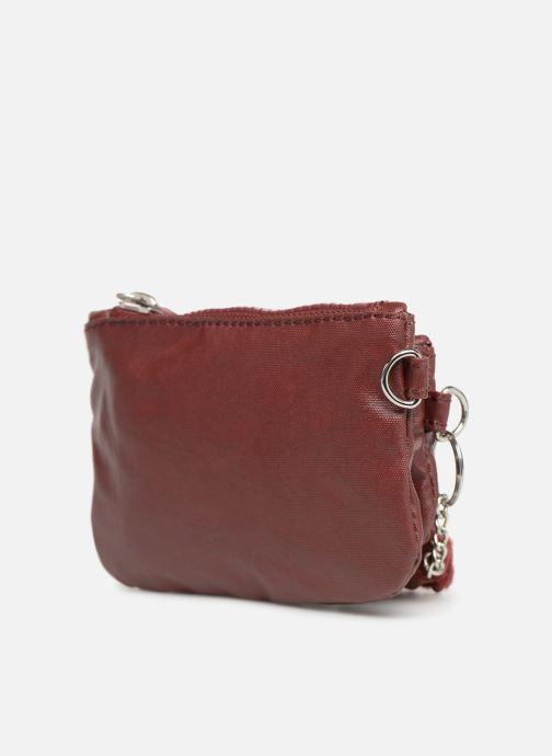 Portemonnaies & Clutches kipling Syrine rot ansicht von rechts