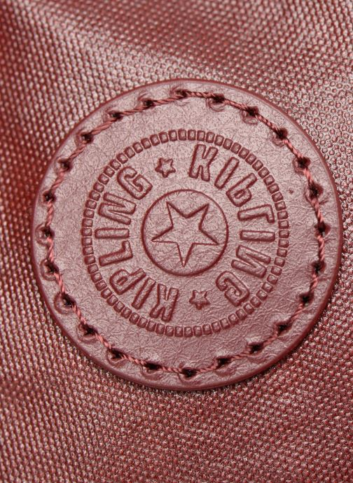Portemonnaies & Clutches kipling Syrine rot ansicht von links