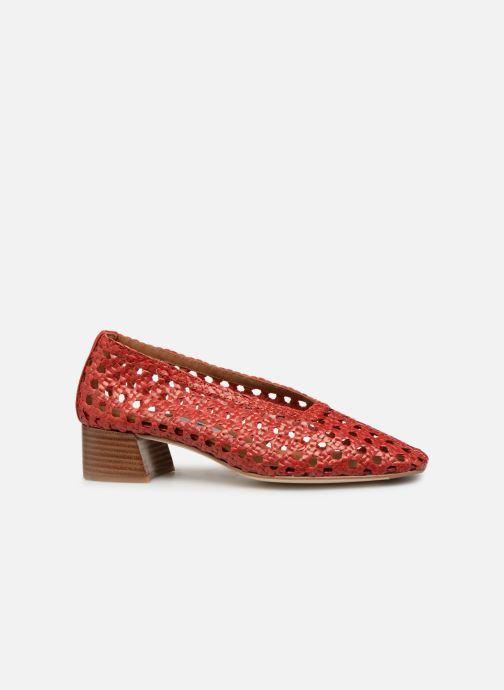 Zapatos de tacón Miista TAISSA Rojo vistra trasera