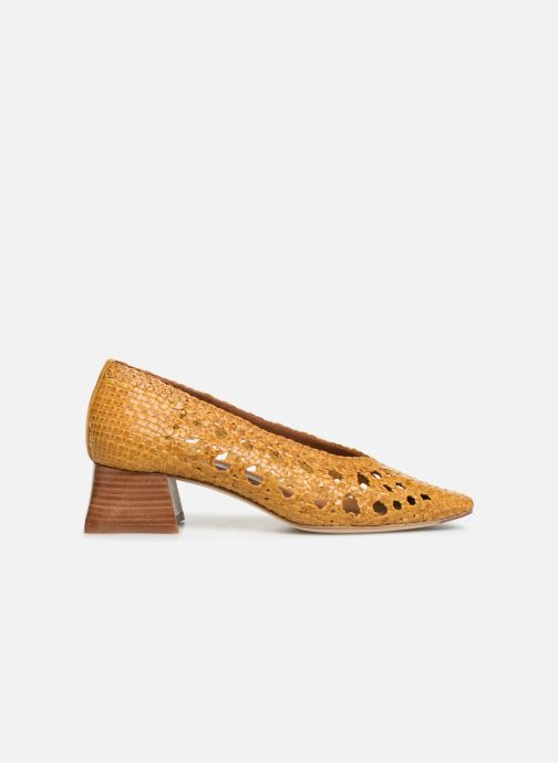 High heels Miista MARINA Yellow back view