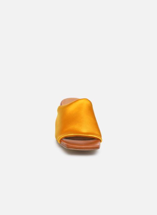 Mules & clogs Miista CATERINA Yellow model view