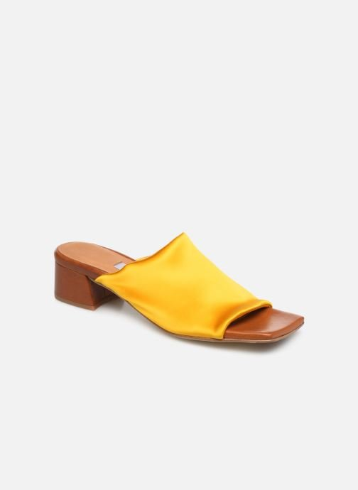 Mules & clogs Miista CATERINA Yellow detailed view/ Pair view