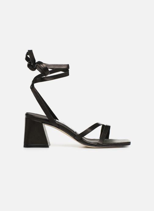 Sandales et nu-pieds Miista QUIMA Noir vue derrière