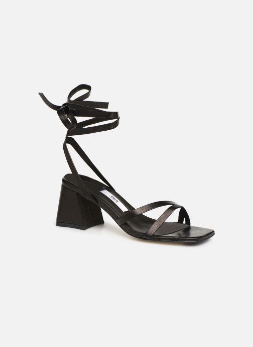 Sandales et nu-pieds Miista QUIMA Noir vue détail/paire