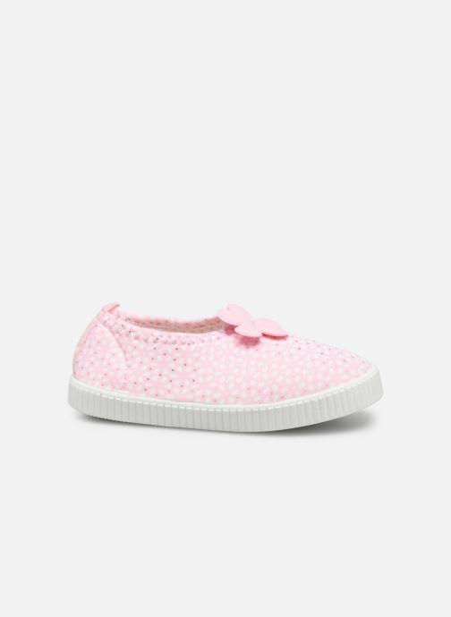 Sandales et nu-pieds Archimède Cocon Girl Shoes Rose vue derrière