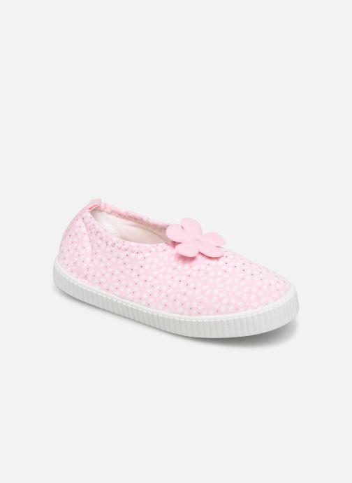 Sandales et nu-pieds Archimède Cocon Girl Shoes Rose vue détail/paire