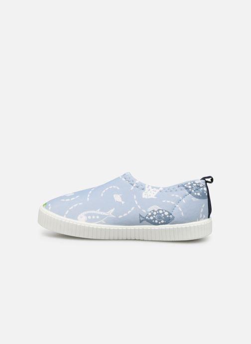Sandalen Archimède Pacific Shoes Blauw voorkant