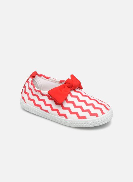 Sandales et nu-pieds Archimède Julie New Chaussures Rouge vue détail/paire