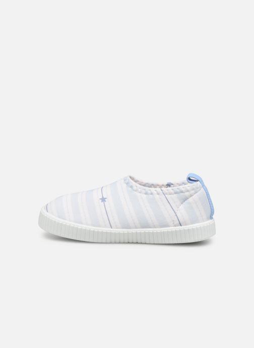 Sandales et nu-pieds Archimède Cocon Boy Shoes Bleu vue face