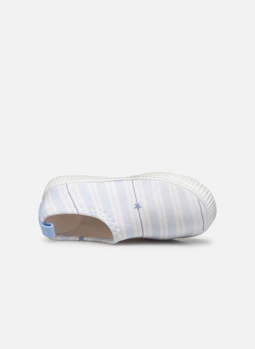 Sandales et nu-pieds Archimède Cocon Boy Shoes Bleu vue gauche