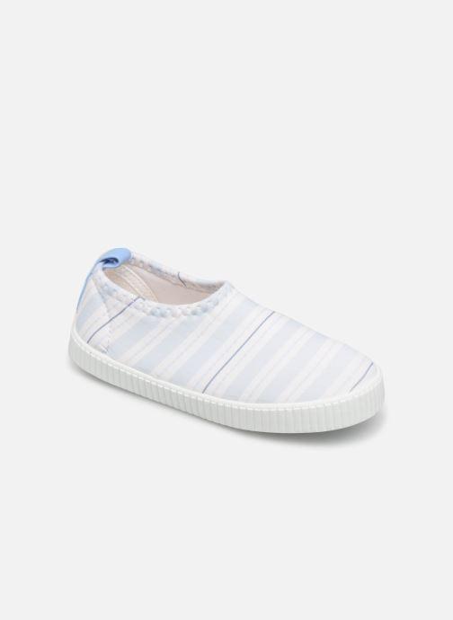 Sandales et nu-pieds Archimède Cocon Boy Shoes Bleu vue détail/paire