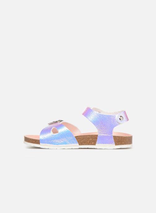 Sandales et nu-pieds Pablosky Carmen Multicolore vue face