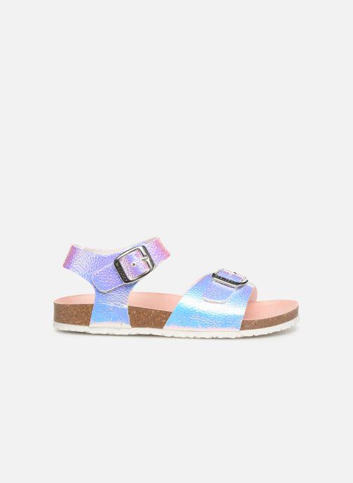 Sandales et nu-pieds Pablosky Carmen Multicolore vue derrière