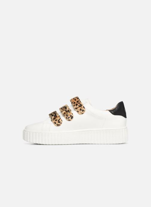 Sneakers Vanessa Wu BK1894 Wit voorkant