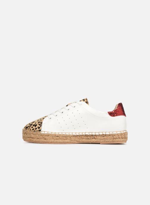 Sneakers Vanessa Wu BK1895 Wit voorkant