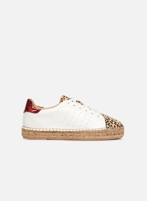 Sneakers Vanessa Wu BK1895 Wit achterkant