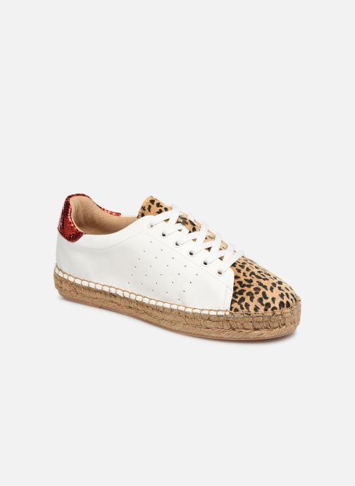 Sneakers Vanessa Wu BK1895 Wit detail