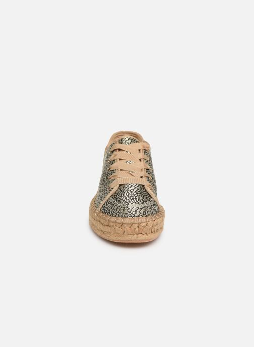 Baskets Vanessa Wu BK1913 Noir vue portées chaussures