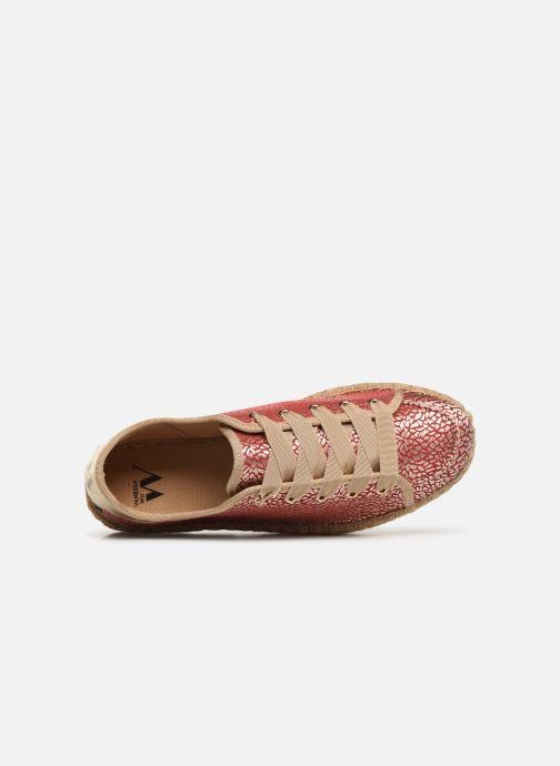 Sneakers Vanessa Wu BK1913 Rood links