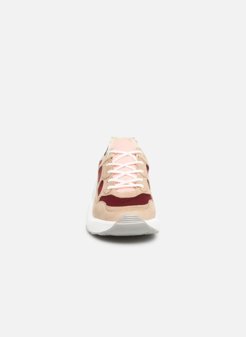 Sneakers Vanessa Wu BK1968 Bordeaux model