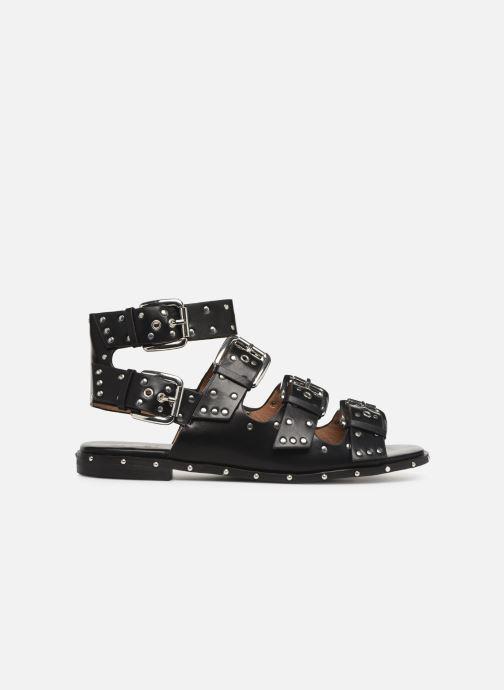 Sandales et nu-pieds Vanessa Wu SD1799 Noir vue derrière