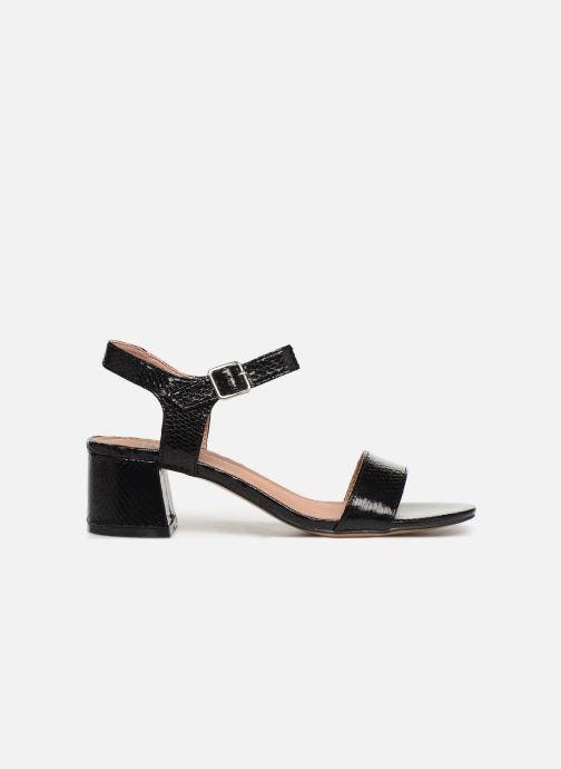 Sandales et nu-pieds Vanessa Wu SD1939 Noir vue derrière