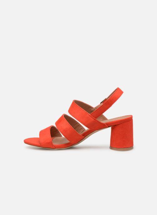 Sandali e scarpe aperte Vanessa Wu SD1948 Arancione immagine frontale