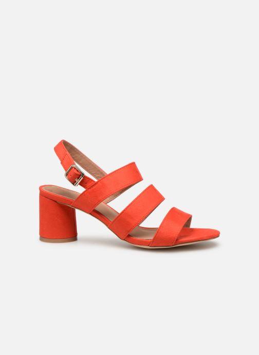 Sandali e scarpe aperte Vanessa Wu SD1948 Arancione immagine posteriore