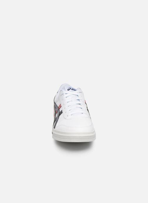 Baskets Asics Aaron Blanc vue portées chaussures